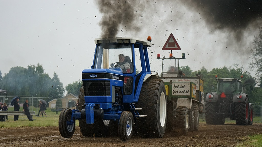 Saerslev traktortræk