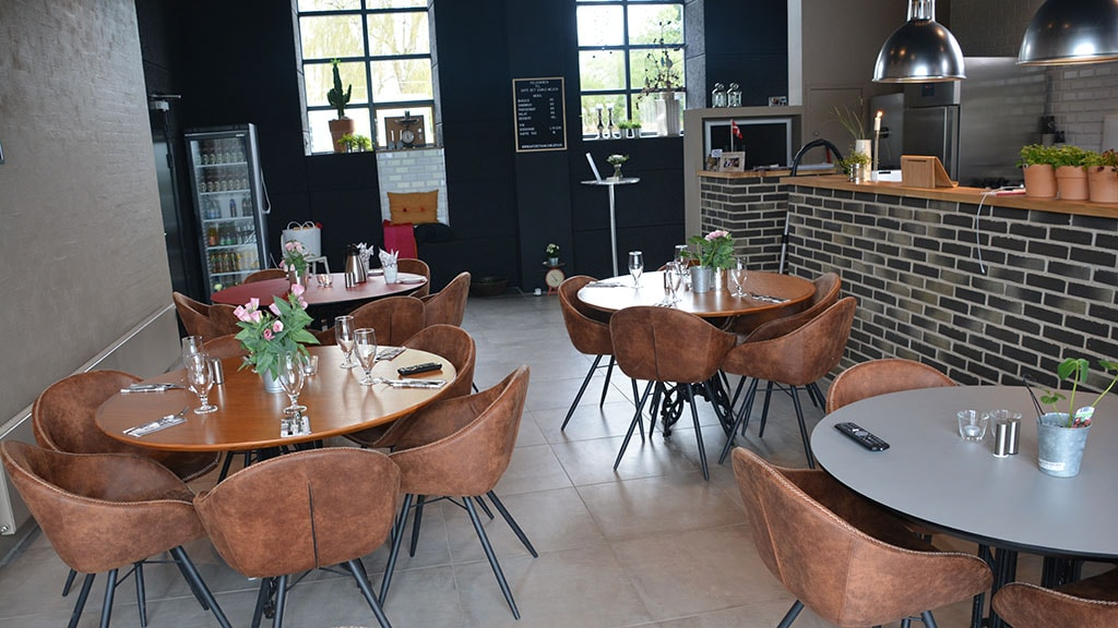 Café Det Gamle Mejeri i Særslev