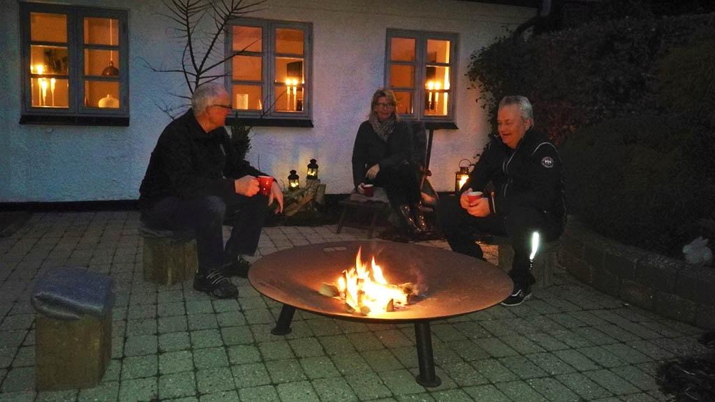 Jul ved Else Friis og Jørn Anderson