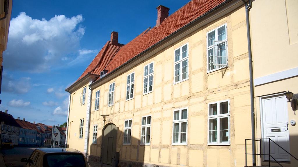 Gyldencrones palæ Nyborg