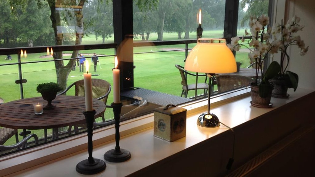 Sct Knuds Golfklub Nyborg Klubhus interiør