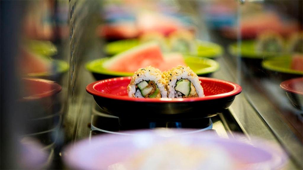 Kings Running Sushi - Fyens Stiftstidende