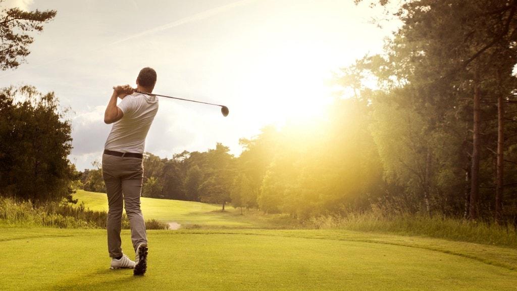 Golf paa stranden - Hotel Nyborg Strand Sct Knuds Golfklub