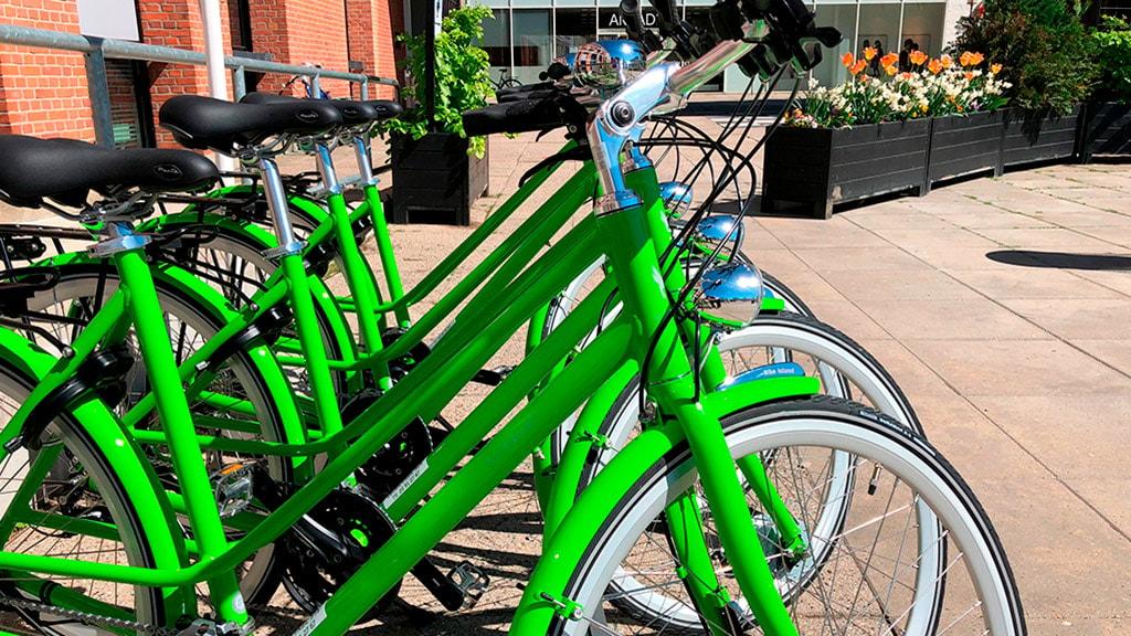 Cykeludlejning hos VisitNyborg - Bike Island - Fynscyklen - Cykelferie