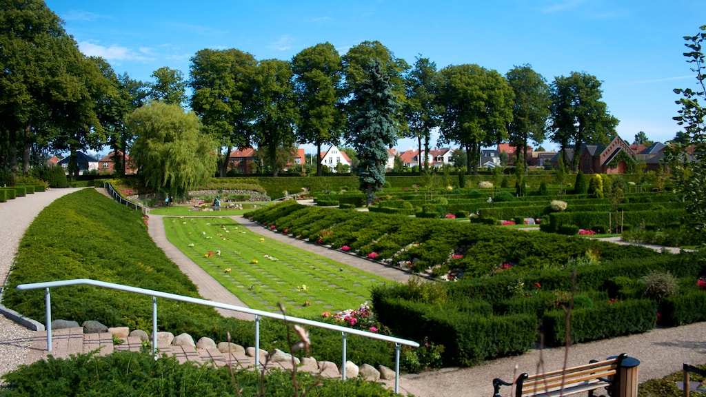 Nyborg Kirkegård Ravelinen