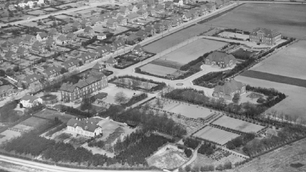 Nyborgs epileptikerhjem og senere børnehospital anno 1898