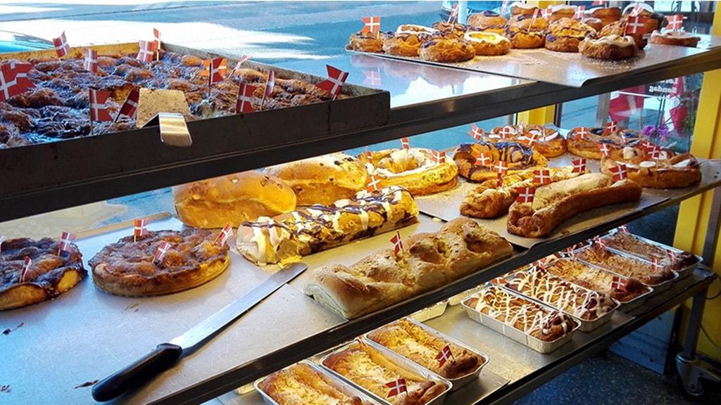 Ørbæk bageri Nyborg