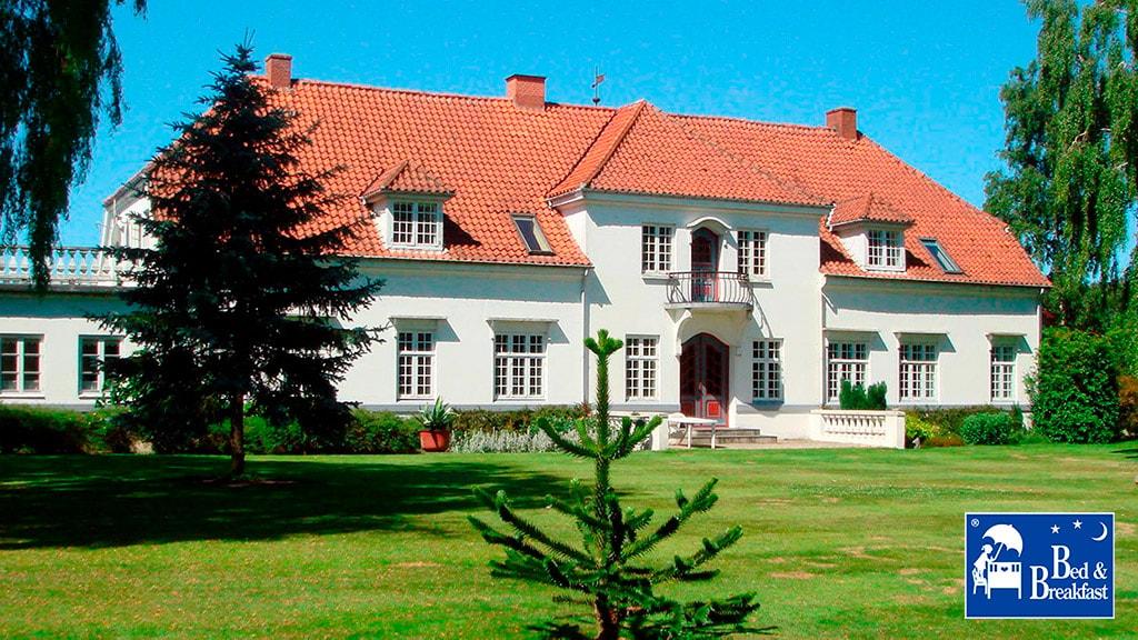 Nyborg Fyn Danmark Frederikshøj Bed and Breakfast Ole Lukøje 1024x576
