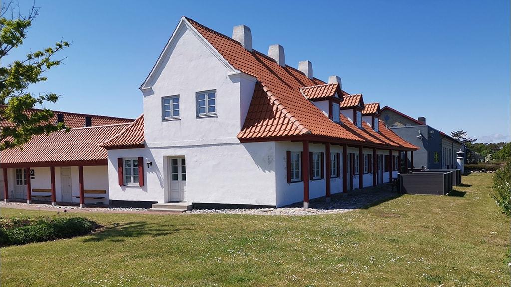 Nyborg Fyn Danmark DSB Knudshoved Kursuscenter