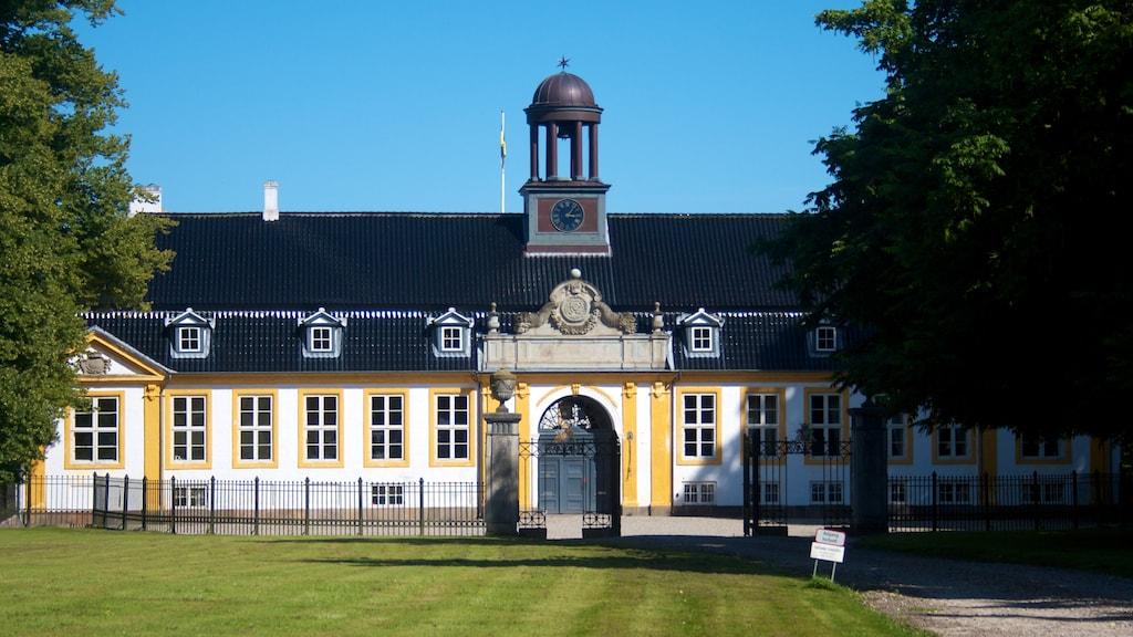 Glorup Gods Nyborg Ørbæk Slot Natur Park Historie Kultur