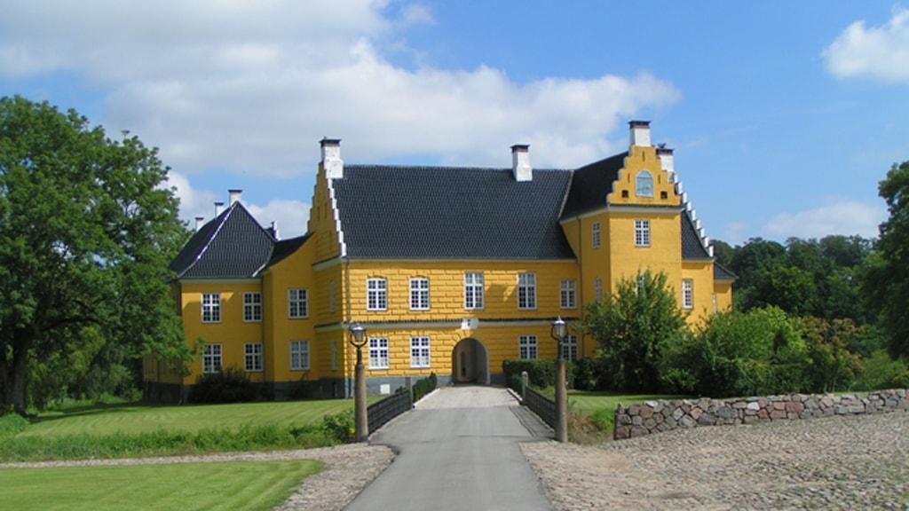 Lykkesholm Slot Nyborg