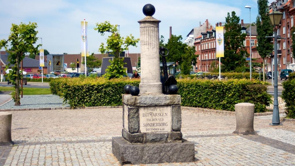 Bredals Monument Vesterhavn Adelgade