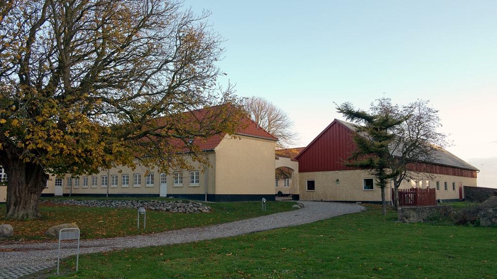 Sprogø Nyborg gruppeture pigehjem 1