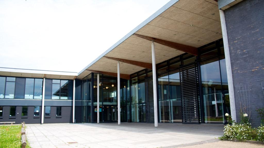 Ullerslev Kulturhus bibliotek Nyborg