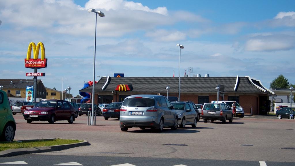 McDonald Nyborg
