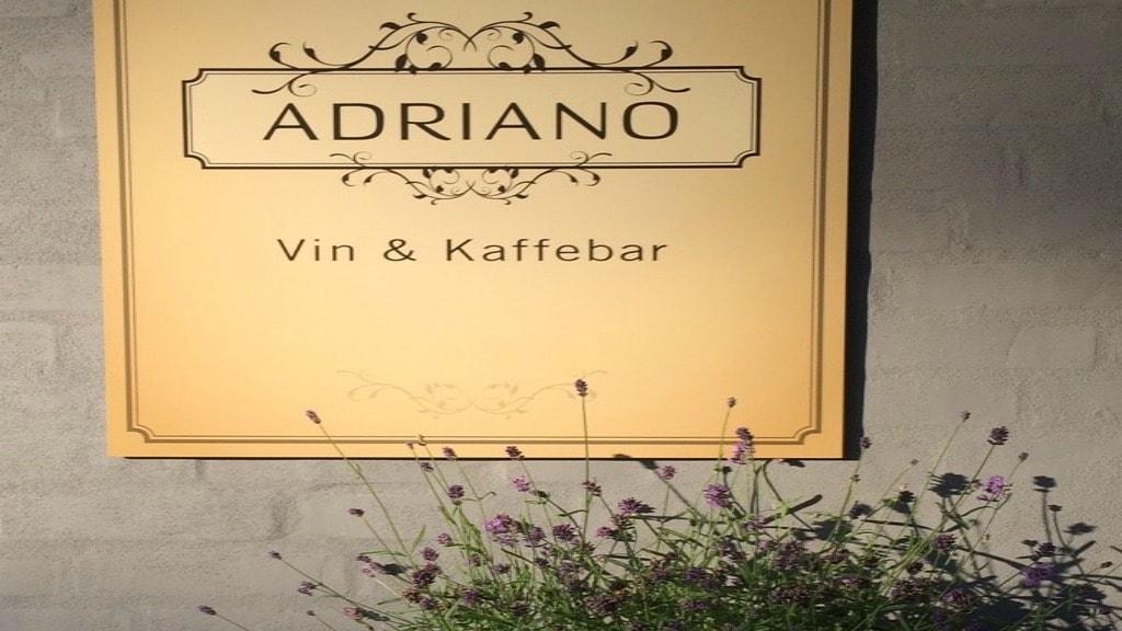 Adriano Vin & kaffebar