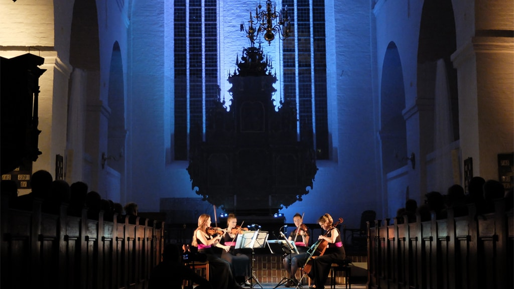 Concert in the Cathedral during Rued Langgaard Festival