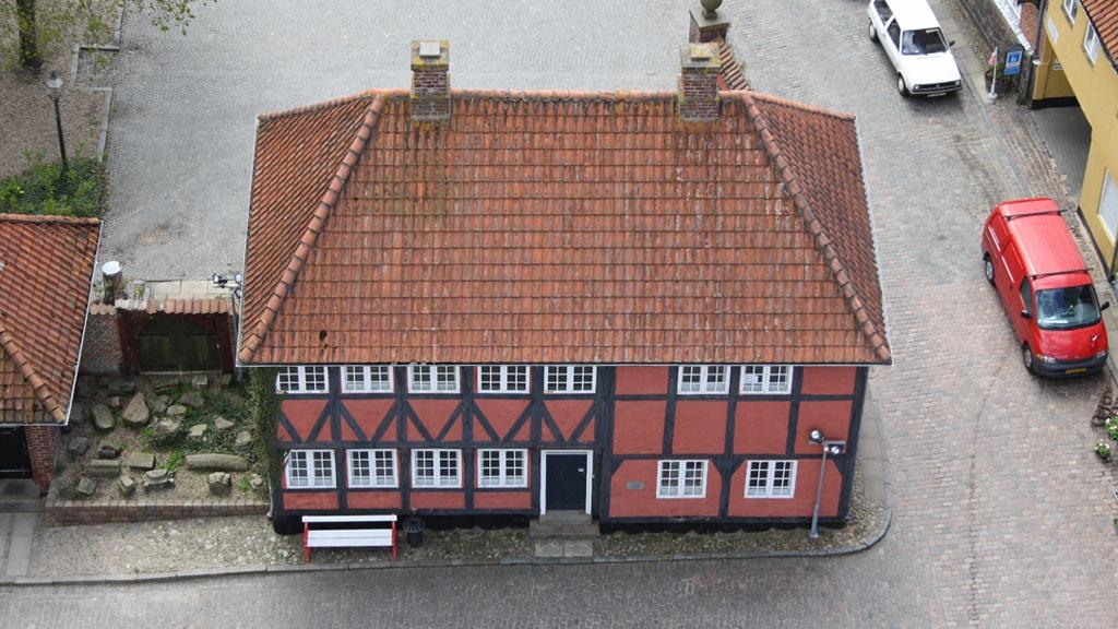 Hans Tavsens House in Ribe