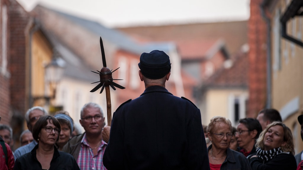 Night Watchmen in Ribe | VisitRibeEsbjerg