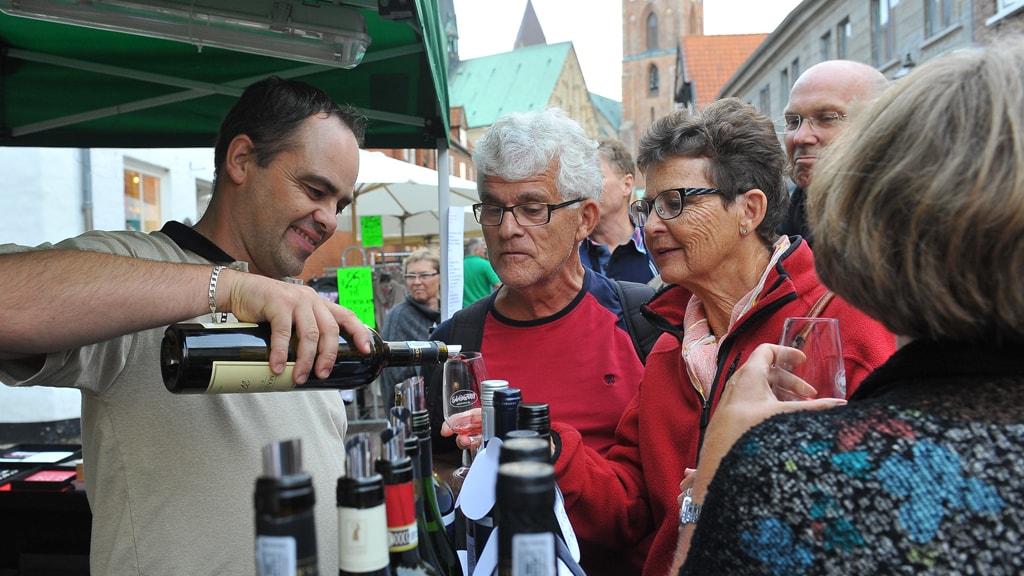 Ribe Vinfestival | VisitRibeEsbjerg