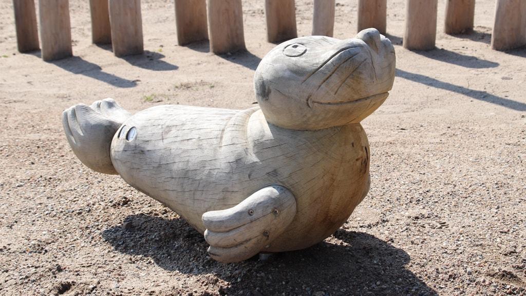 Seehund | Spielplatz auf Mandoe