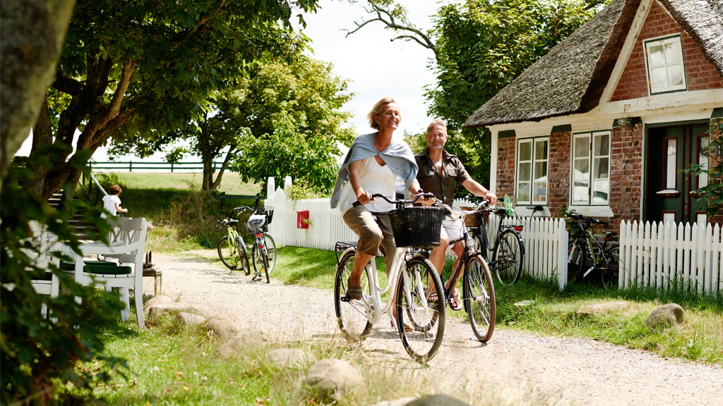 Fanø by bicycle