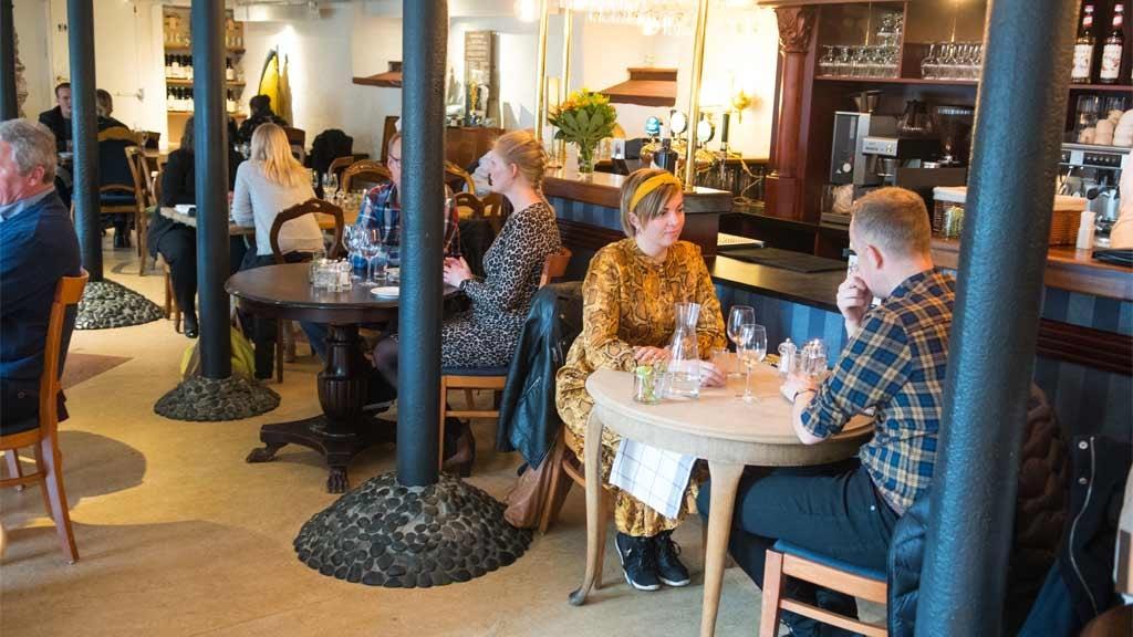 Restaurant Kolvig - by Brorsonsminde
