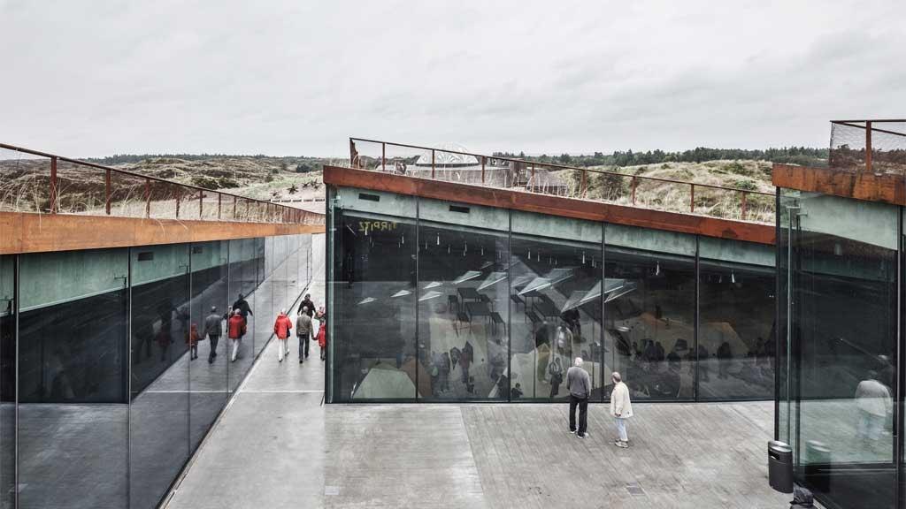 Tirpitz museum in Blåvand