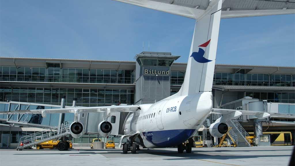 Flugzeug | Billund Airport