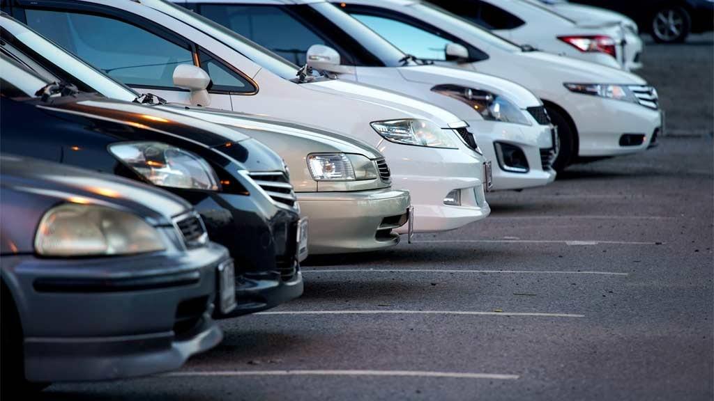 Parking in Esbjerg