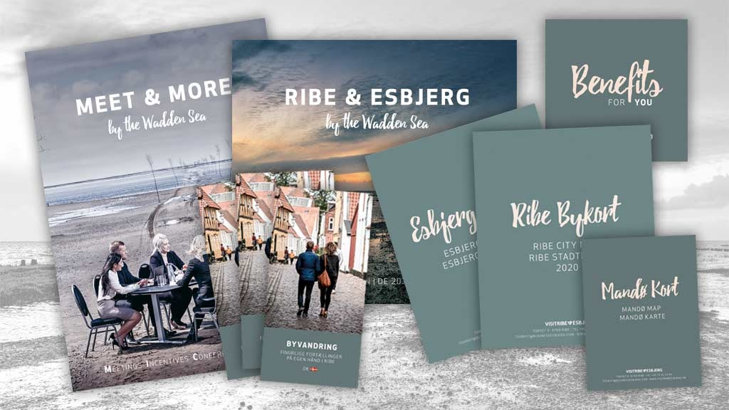 Tryksager 2020 |VisitRibeEsbjerg