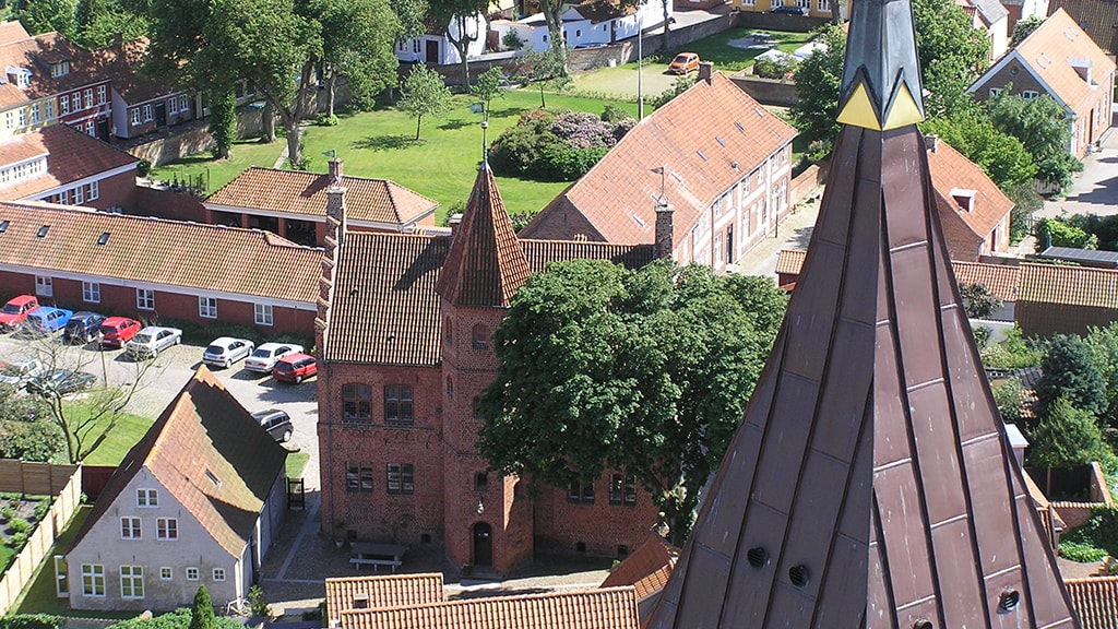 Taarnborg in Ribe | VisitRibeEsbjerg