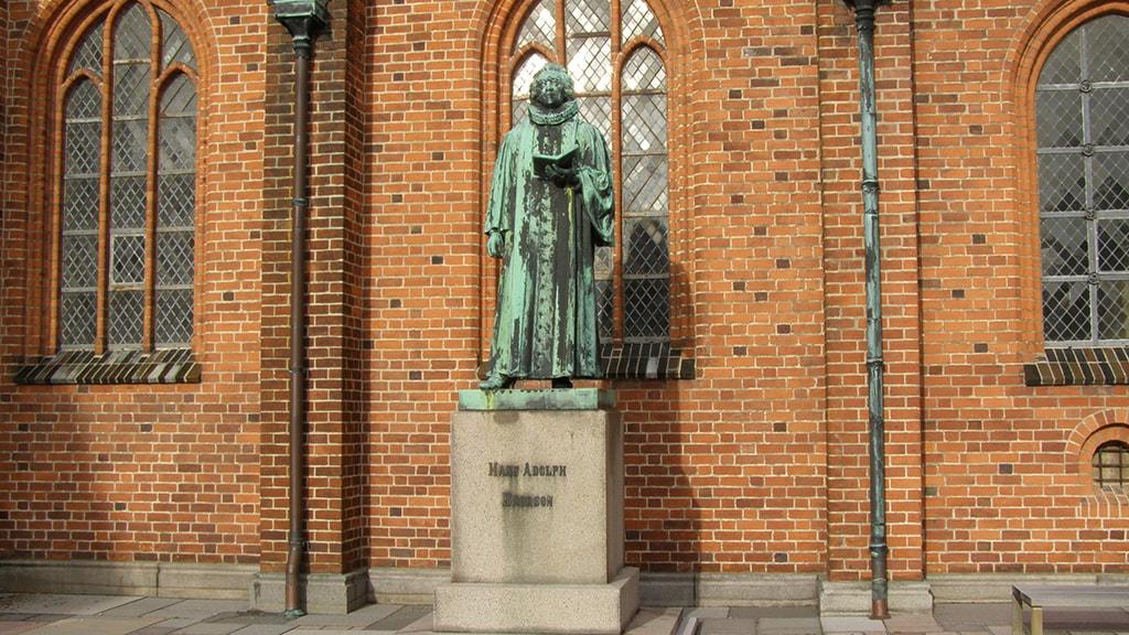 Statue Hans Adolf Brorson |Ribe