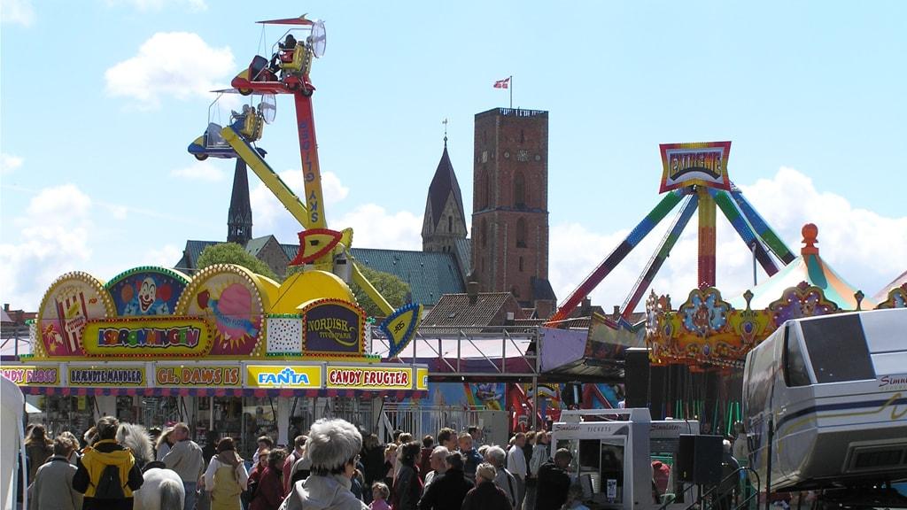 Tulpenfest in Ribe | Stadtfeier