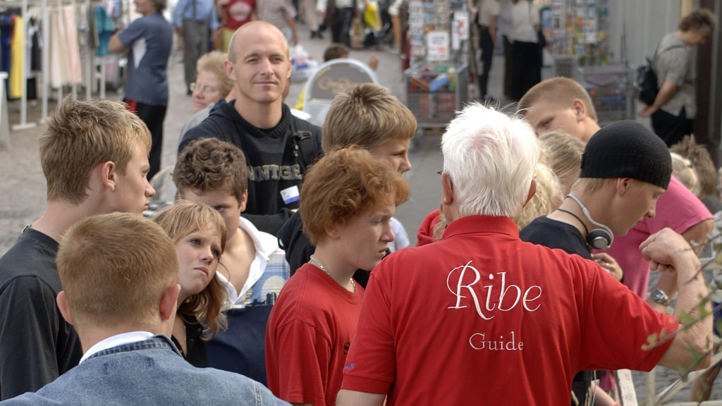 Guided tour of Ribe