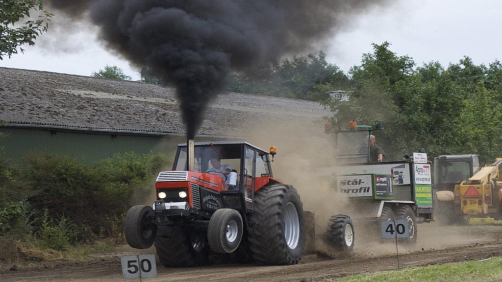 Traktortræk Samsø