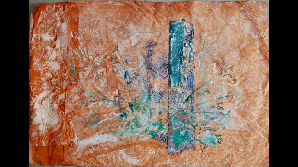 Værk af Astrid Liebing Brunø