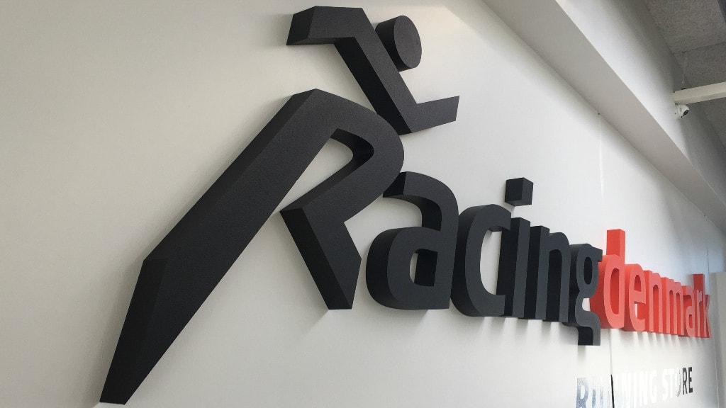Racingdenmark Running Store - Logo