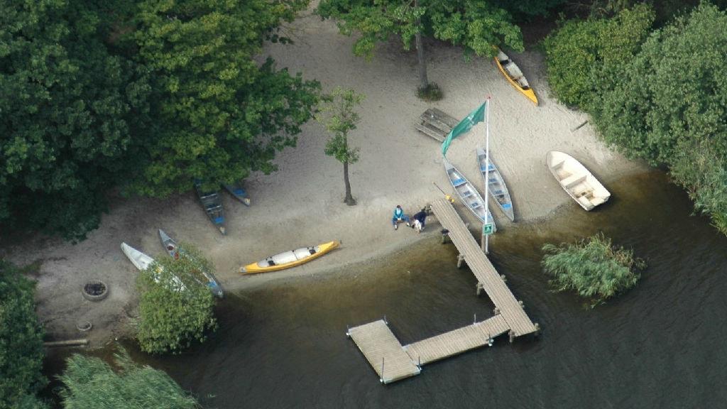 Silkeborg Sø Camping og Feriehuse Kanoer