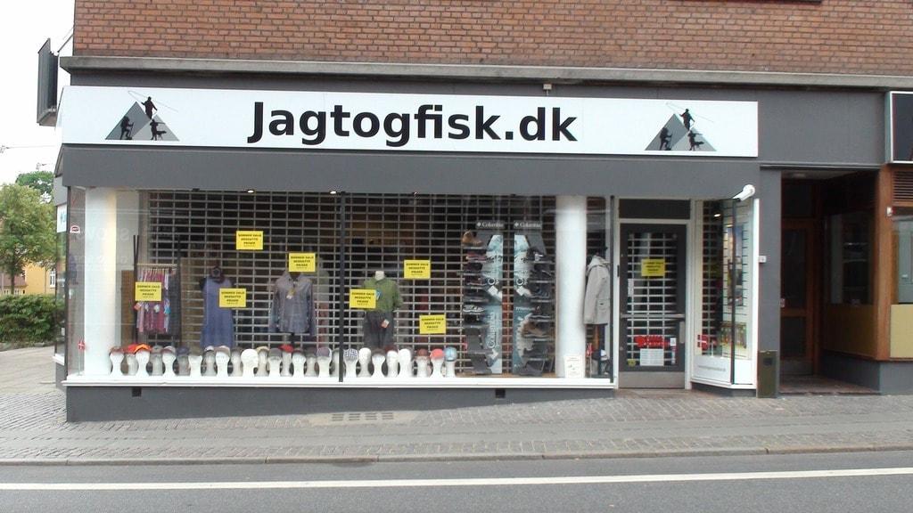 Jagt og Fisk, Outdoor Silkeborg