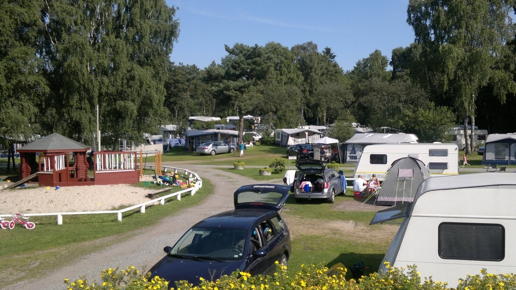 Sejs Bakker Camping