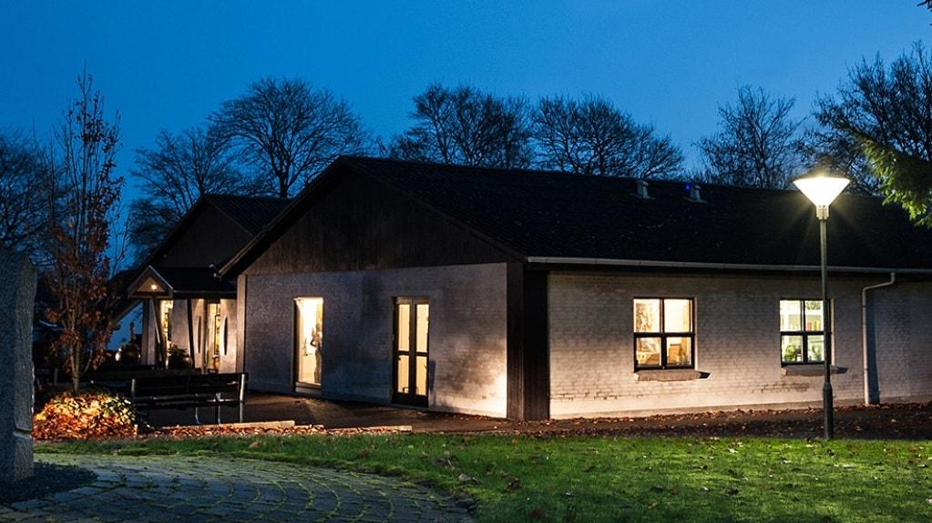 Midtjyllands Kunst Center - bygning