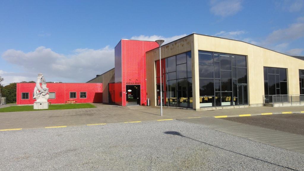 Arena Midt - bygning