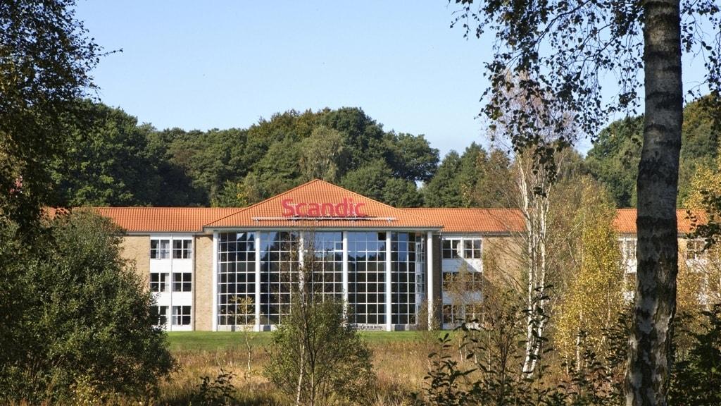 Scandic Silkeborg - hovedbygning