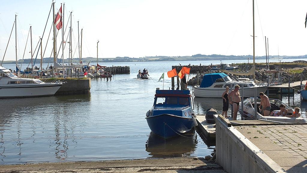 Venø Havn