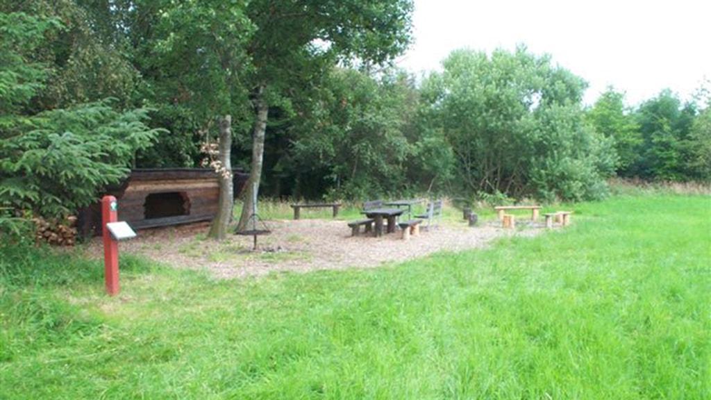 Naturlejrplads: Plethøj Plantage - Thyholm