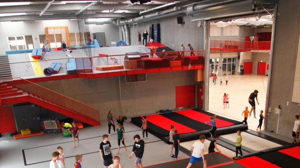 Open Gym Svendborg-gf