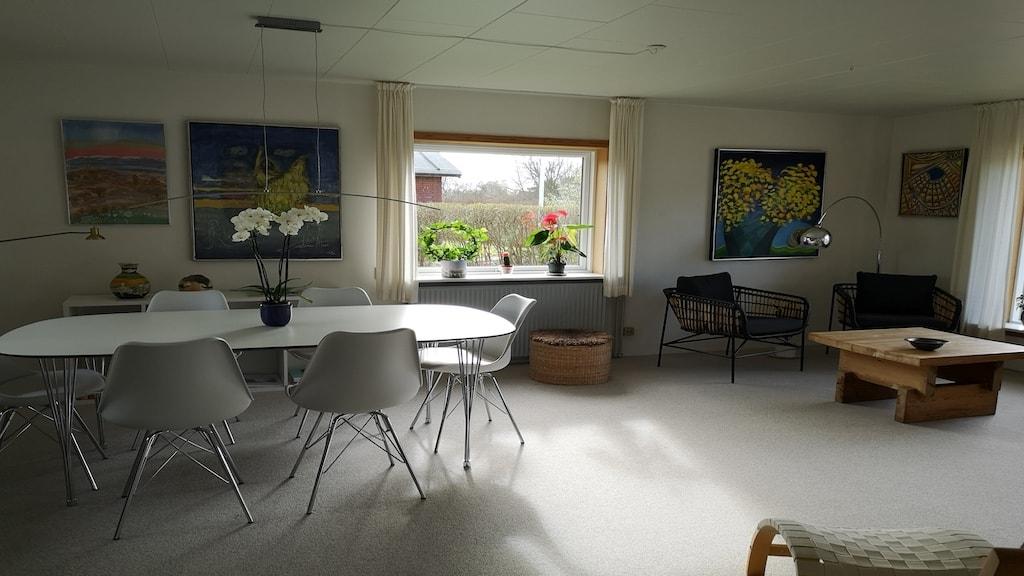 Stuen hos Engen 5 Bed and Breakfast