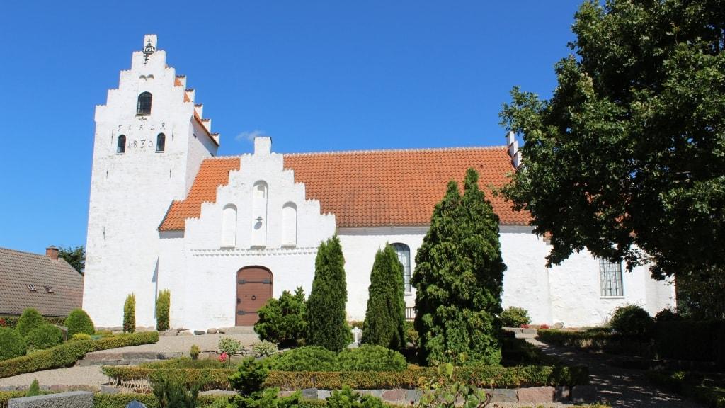 Fodslette Kirke