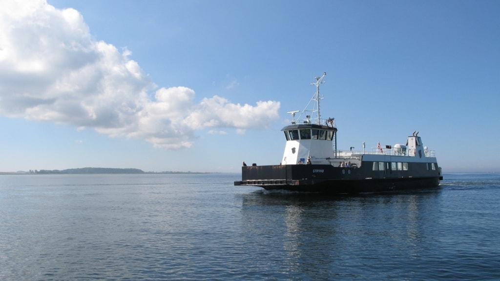 Strynø Færgen